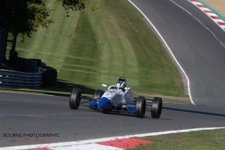 Michael Eastwell - Kevin Mills Racing - Spectrum - 2018 Formula Ford Festival