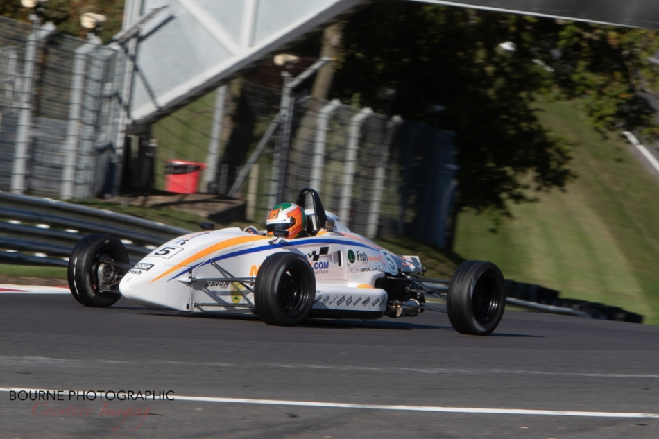 Niall Murray - Team Dolan - Van Diemen RF99 - 2018 Formula Ford Festival - Friday