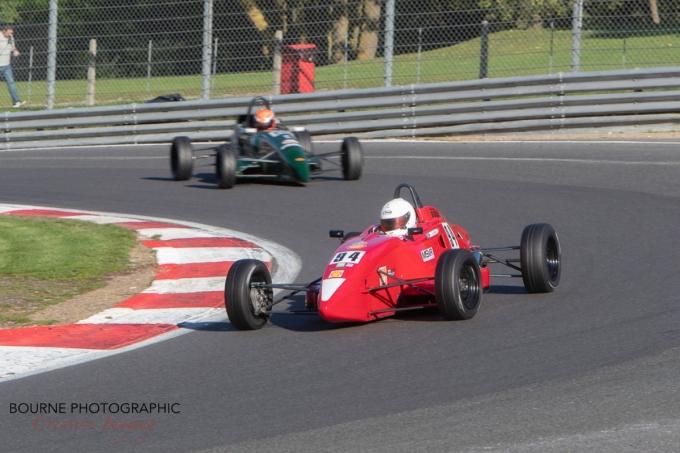 Oliver White / Carter Williams – Van Diemen / Ray – 2018 Formula Ford Festival – Brands Hatch