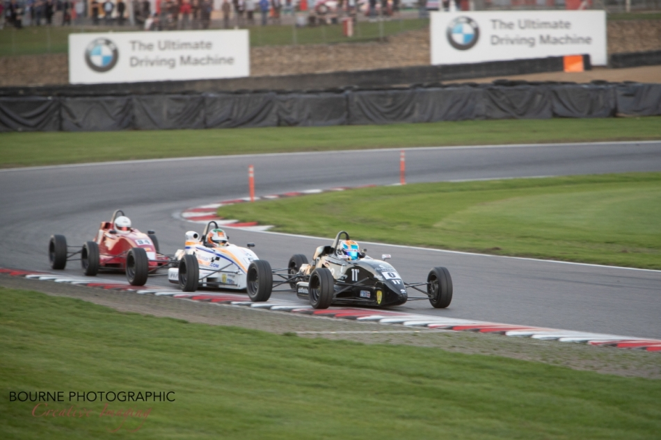 Josh Smith / Niall Murray / Oliver White - 2018 Formula Ford Festival - Final - Brands Hatch