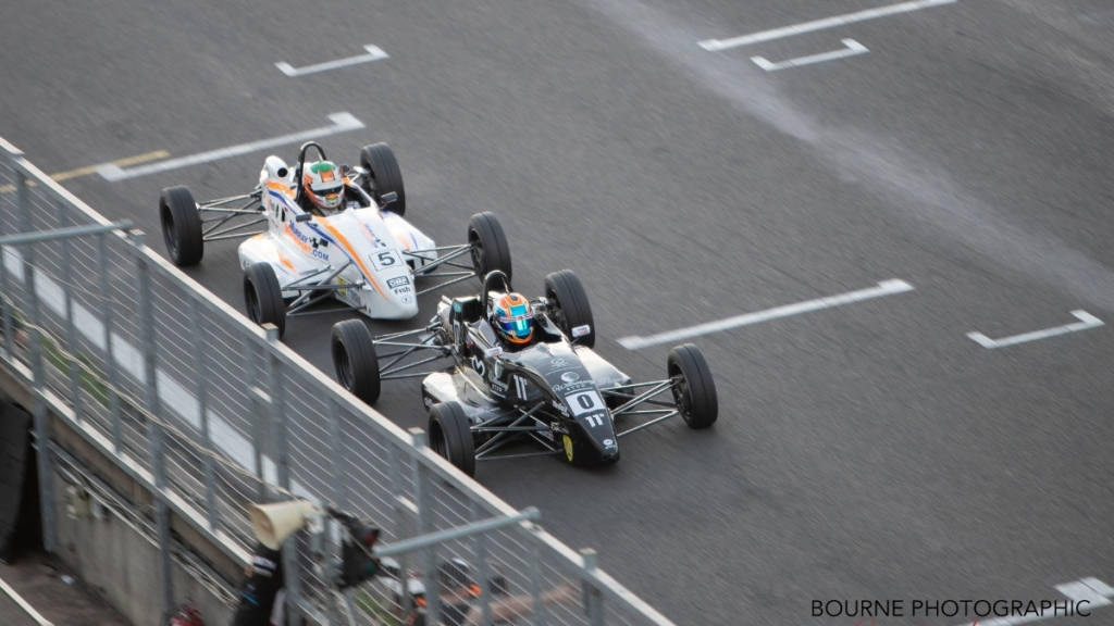 Josh Smith / Niall Murray - 2018 Formula Ford Festival - Final - Brands Hatch