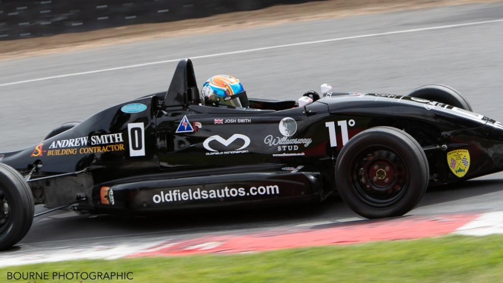 Josh Smith - Oldfield Motorsport - National Formula Ford - Brands Hatch - May 2018