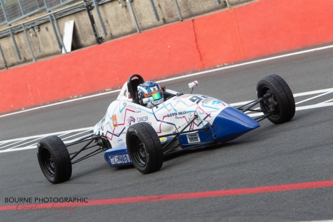 Michael Eastwell - Kevin Mills Racing - 2018 Formula Ford Festival - Brands Hatch - Testing